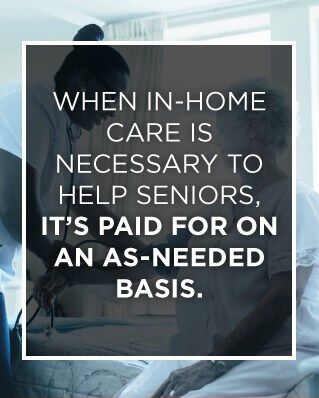 in-home care is necessary for seniors