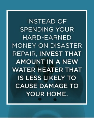 invest in a new water heater