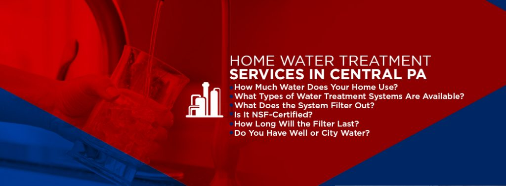 home water treatment services in central pa graphic