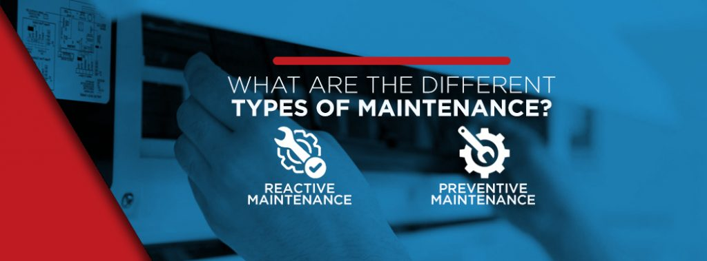 different types of routine hvac maintenance