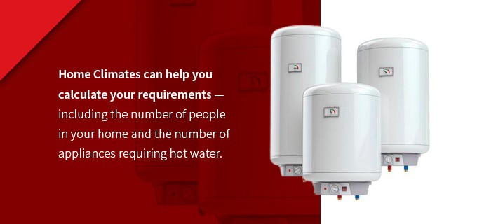 what size tankless water heater should i get