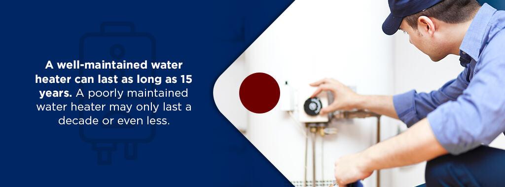 preventive water heater maintenance