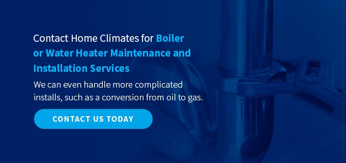 water heaters and boilers cta