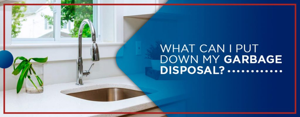 a sink with a garbage disposal in it