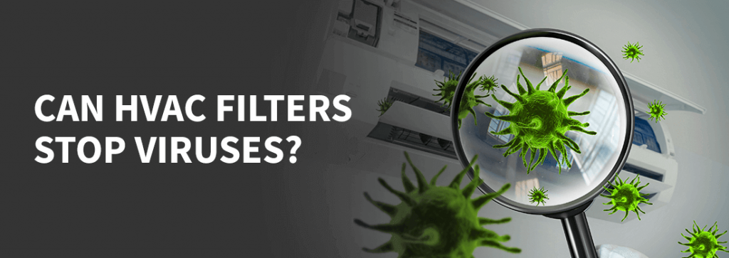 can hvac filters stop viruses